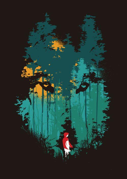 Little Red Riding Hood ~ Budi Satria Kwan