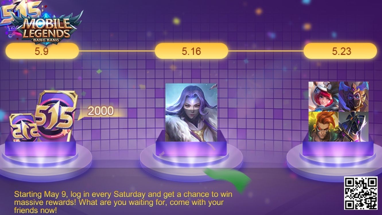 Pin by michelle galicia on Mlbb in 2020   Mobile legends ...
