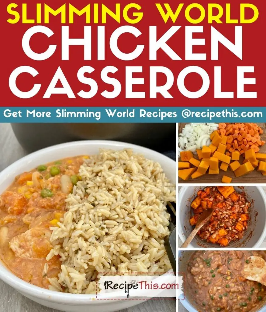 Slimming World Chicken Casserole In Slow Cooker Recipe This Recipe Slimming World Chicken Casserole Crockpot Recipes Slow Cooker Delicious Healthy Recipes