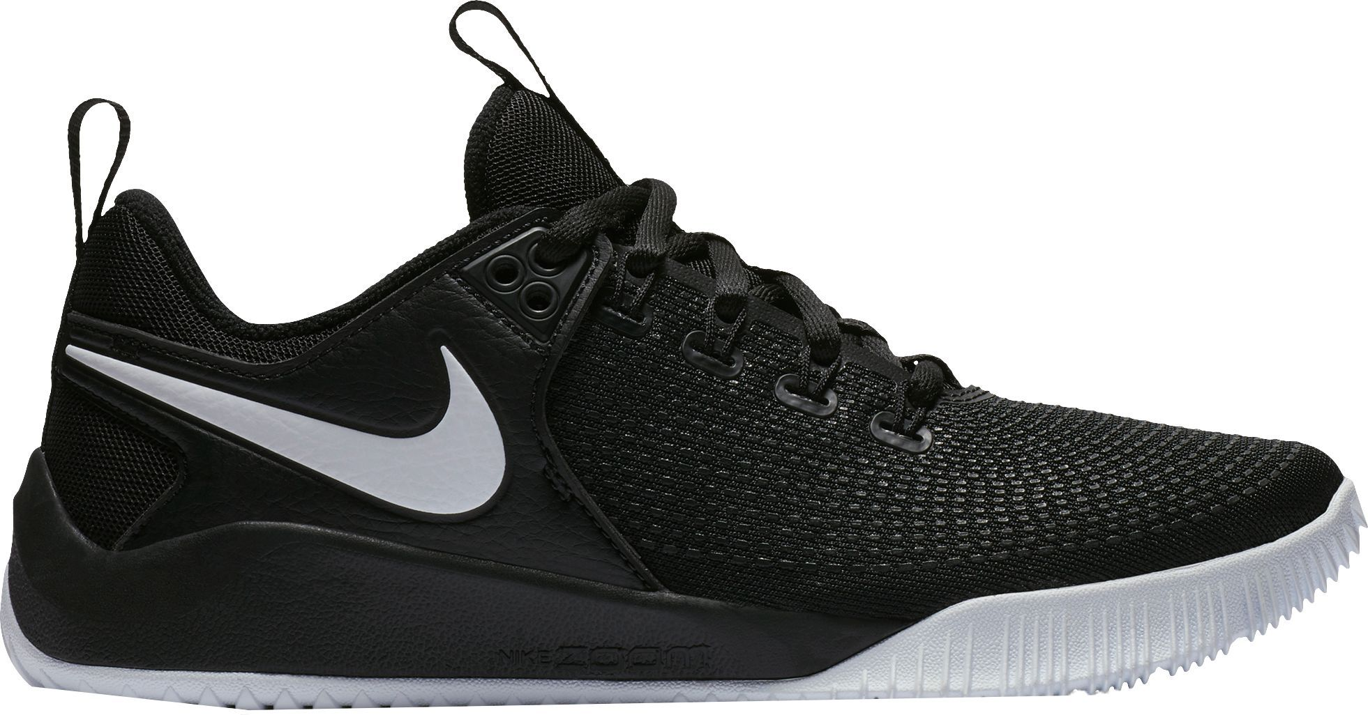 Nike Women S Zoom Hyperace 2 Volleyball Shoes Black In 2020 Volleyball Shoes Nike Volleyball Shoes Nike