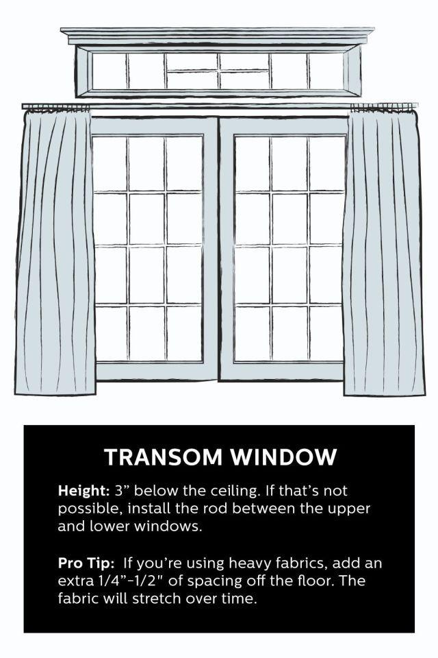 Hanging Curtains Over Three Windows Curtain Menzilperde Net