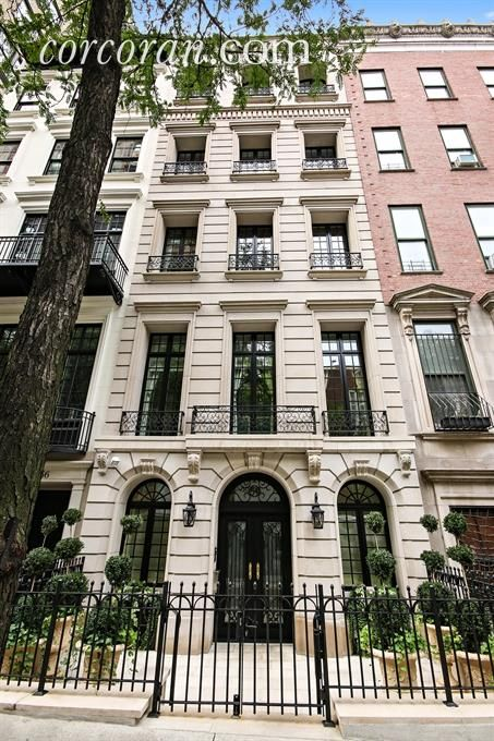 For Sale 54 East 81st St In Upper East Side New York Townhouse