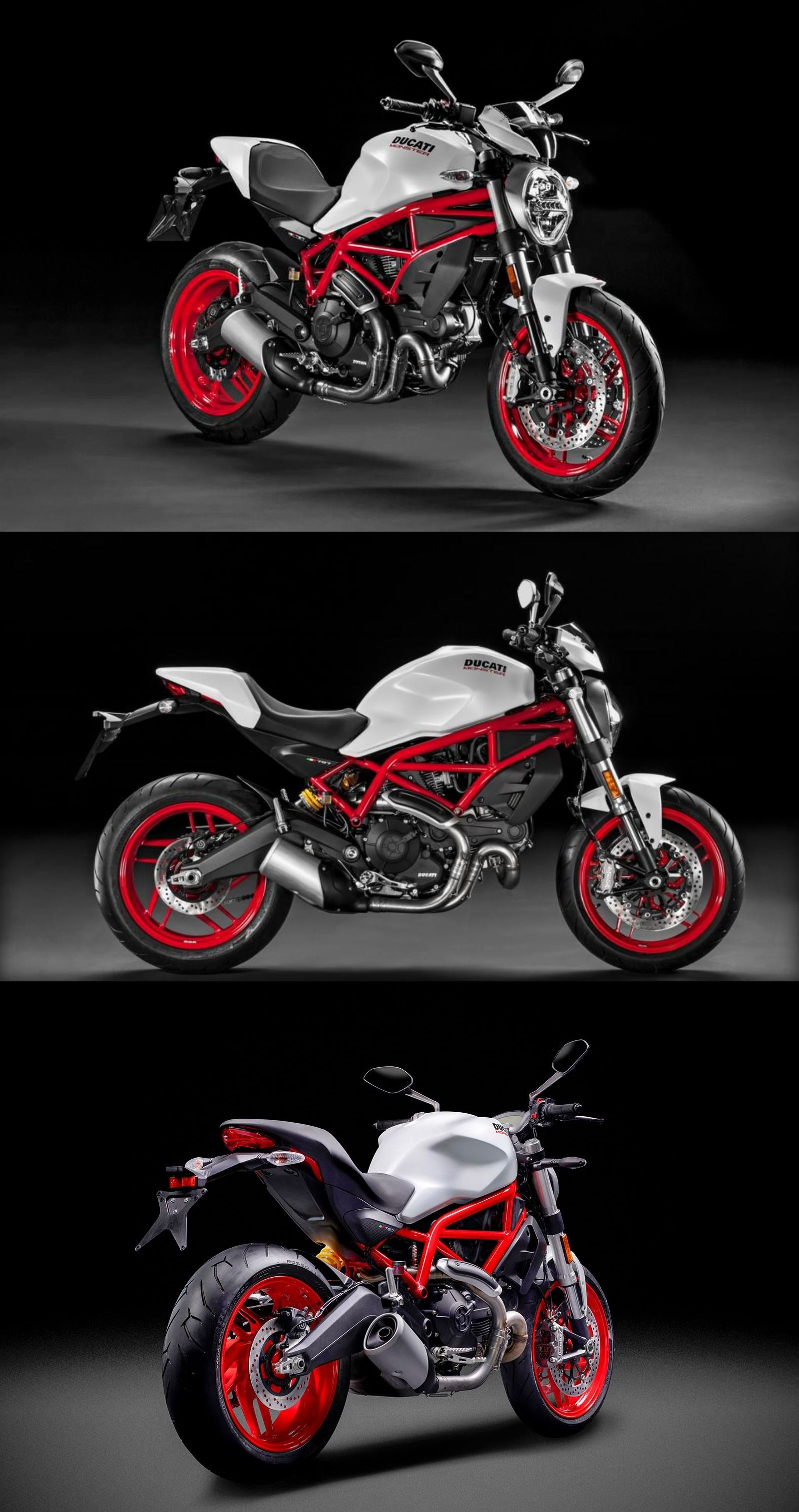 Ducati Multistrada 950 And Monster 797 Launched In India Bikes