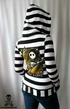 Love this sweater jack skeleton