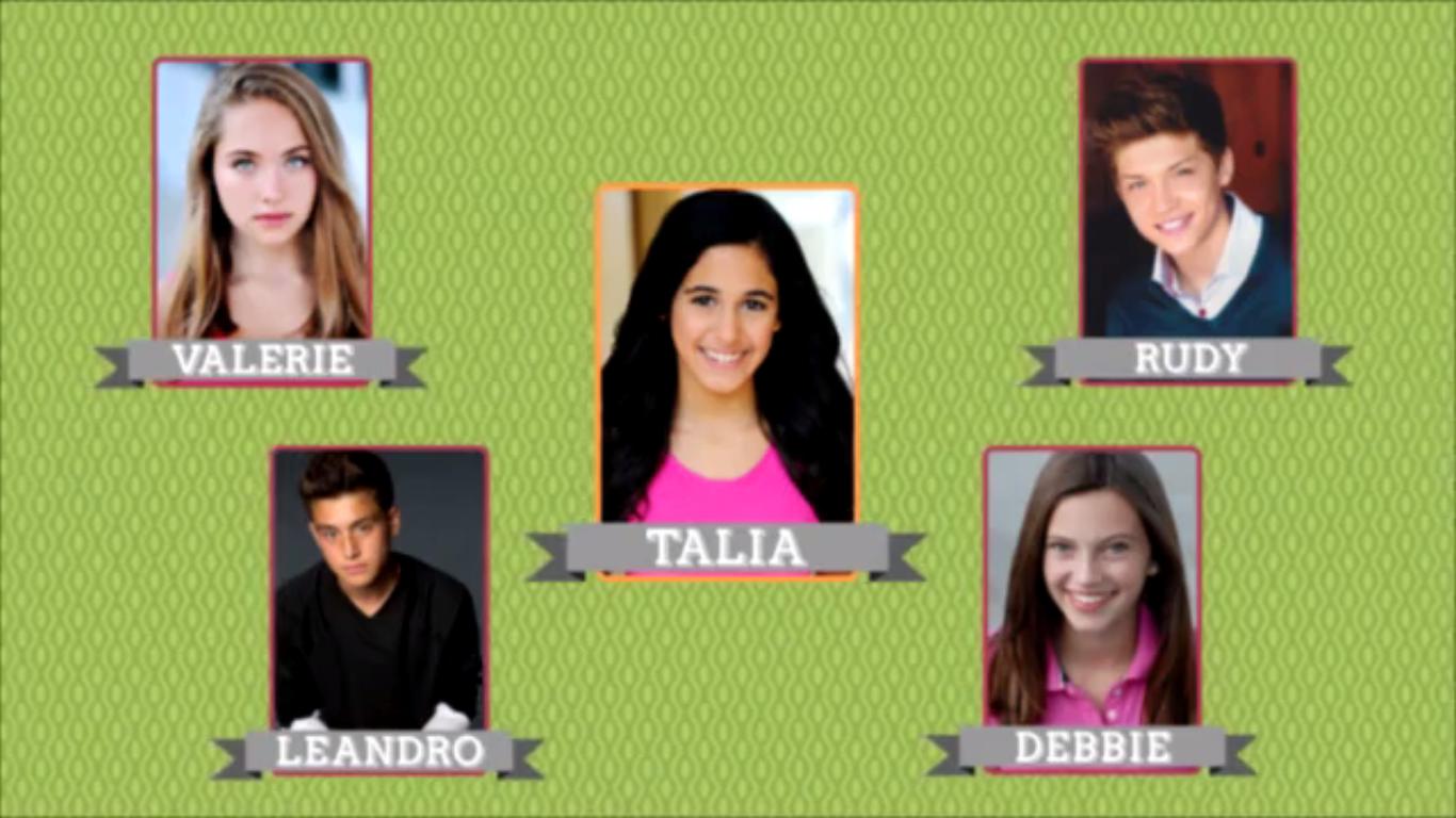 Talias-Kitchen-Cast-Stars-Characters-Nickelodeon   Talia in the ...