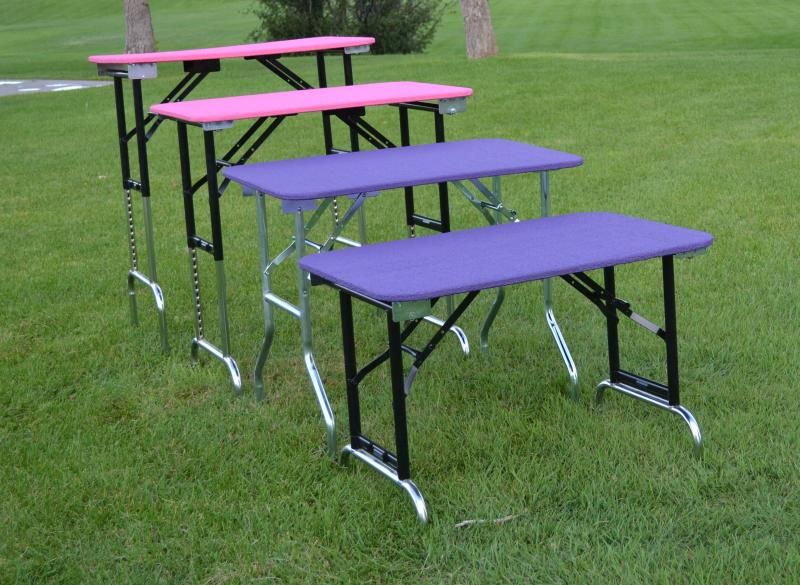 Dog show equipment grooming tables dog show diy dog