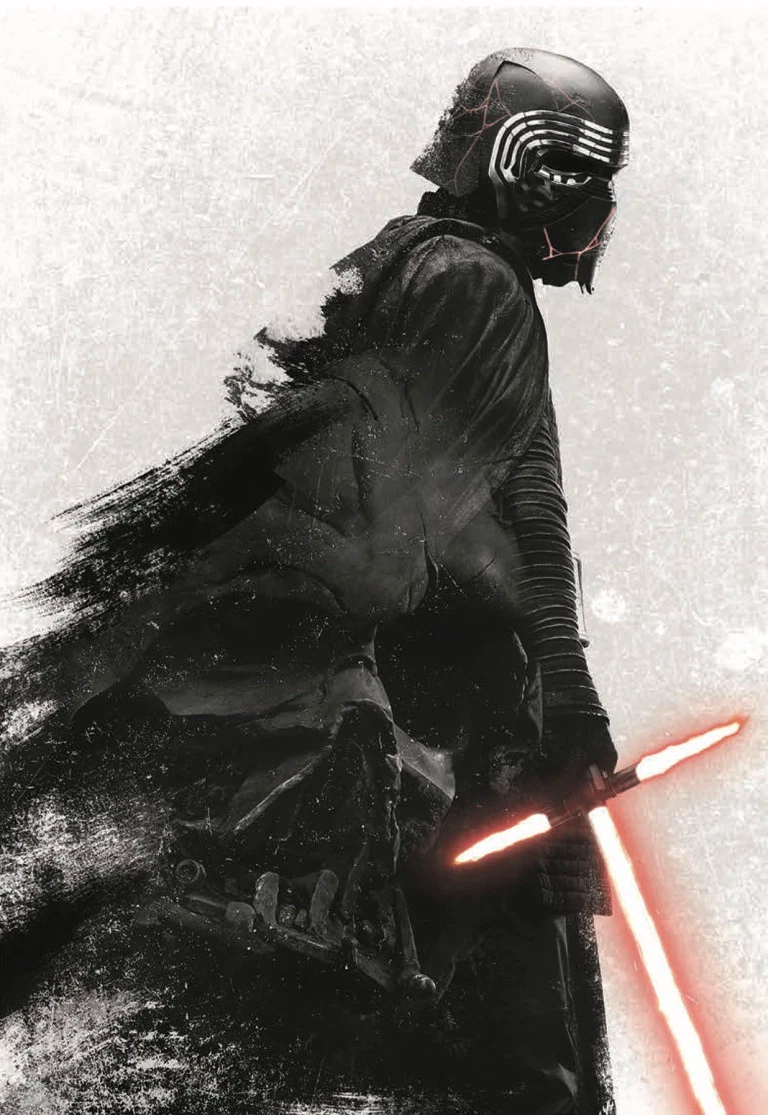 Star Wars The Rise Of Skywalker Kylo Ren The First Order Official Promotional Art Star Wars The In 2020 Star Wars Wallpaper Ren Star Wars Star Wars Images