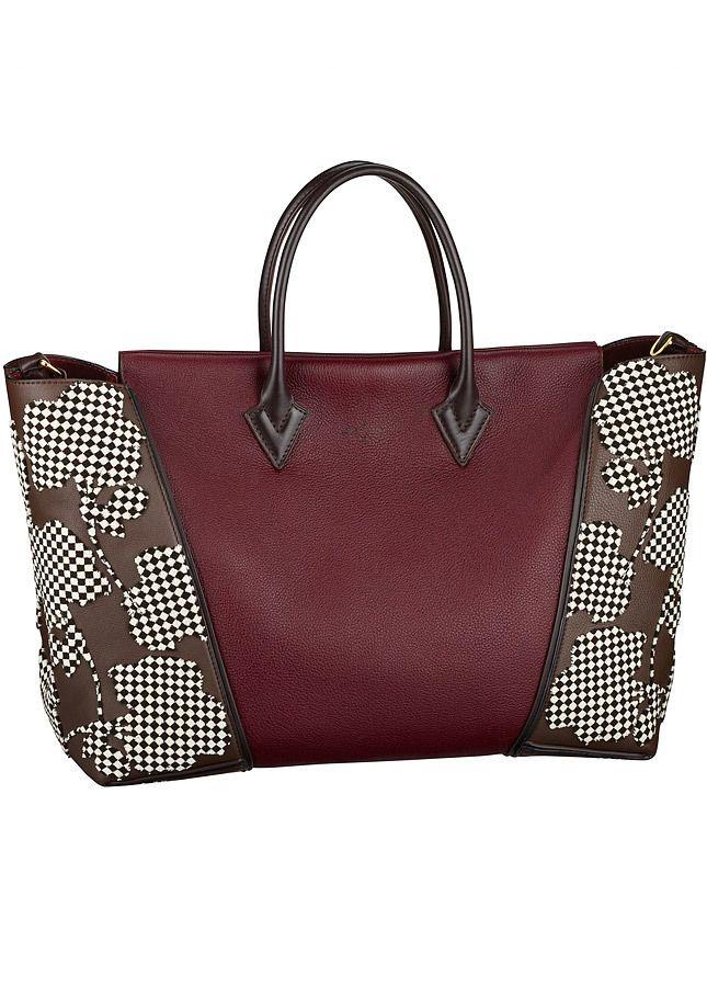 5cd5bb220e4 Louis Vuitton Releases A New Bag   The W   ~ HANDBAGS ~   Louis ...