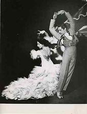 Antonio y Rosita Segovia.Le ballet Espagnol de Antonio  au Théatre de Empire