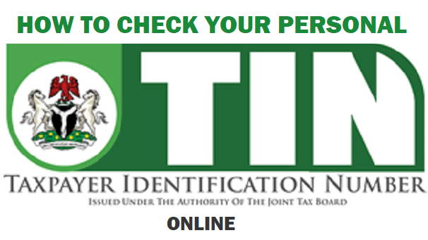 How To Check For Your Individual Tin Tax Identification Number