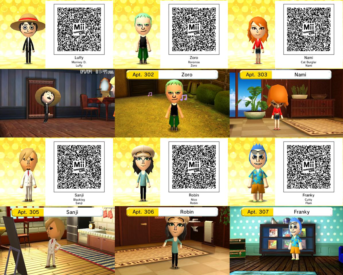 Daisy Mii Qr Code Tomodachi Life: Tomodachi Life Qr Codes - Google Search