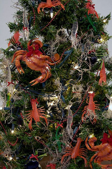 cajun style christmas displays christmas tree themes christmas tree decorations holiday decor
