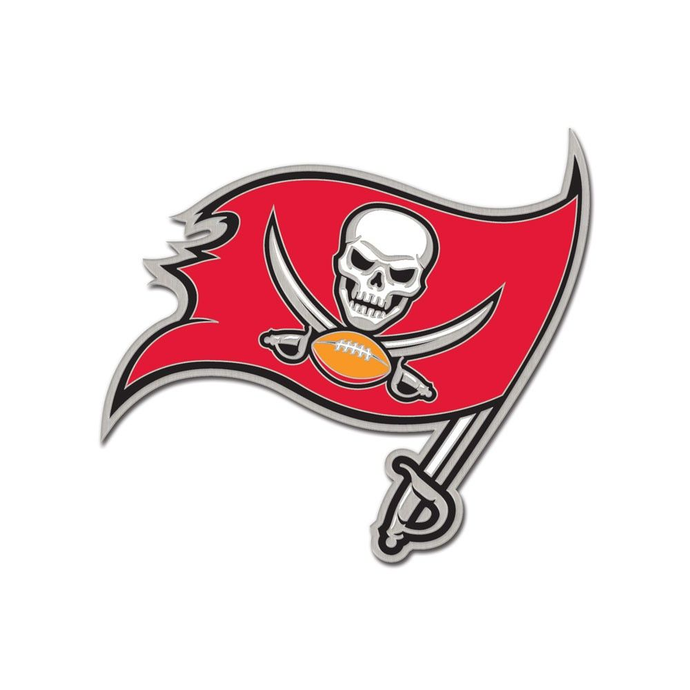 online retailer c070c 55adb Buccaneers Flag Collector Pin | Game day Fashion | Tampa bay ...