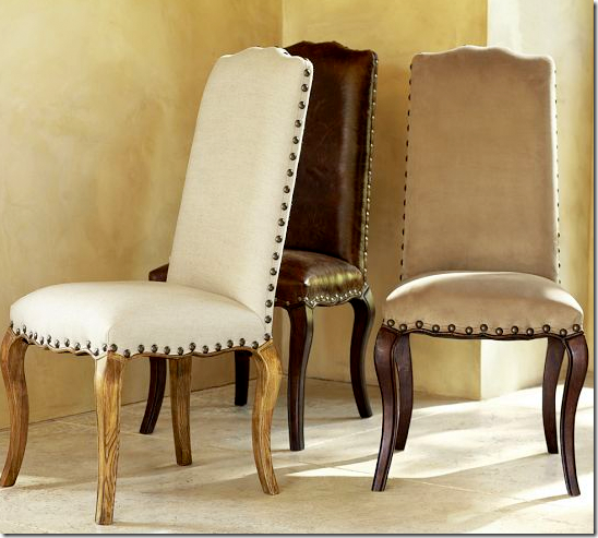 Stupendous Pottery Barn Chairs 349 Give You The Look With Nailheads Caraccident5 Cool Chair Designs And Ideas Caraccident5Info
