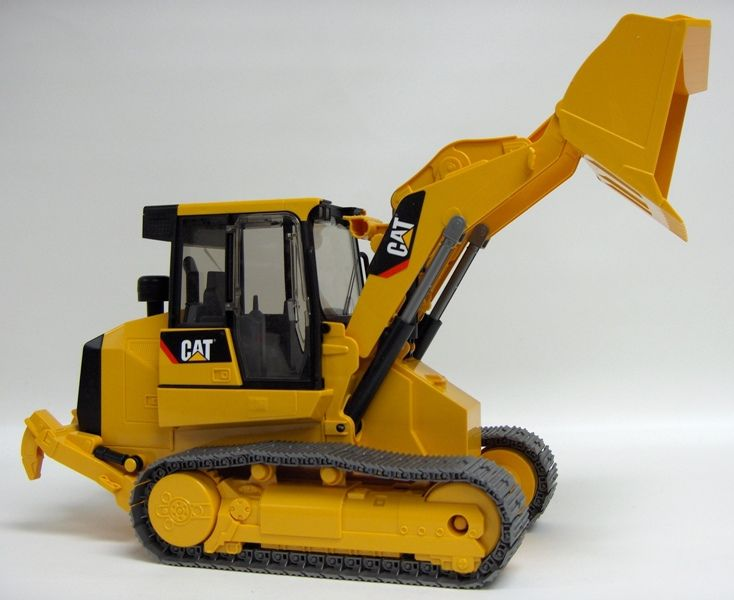 1/16th Caterpillar Track Loader by Bruder Toy Toys
