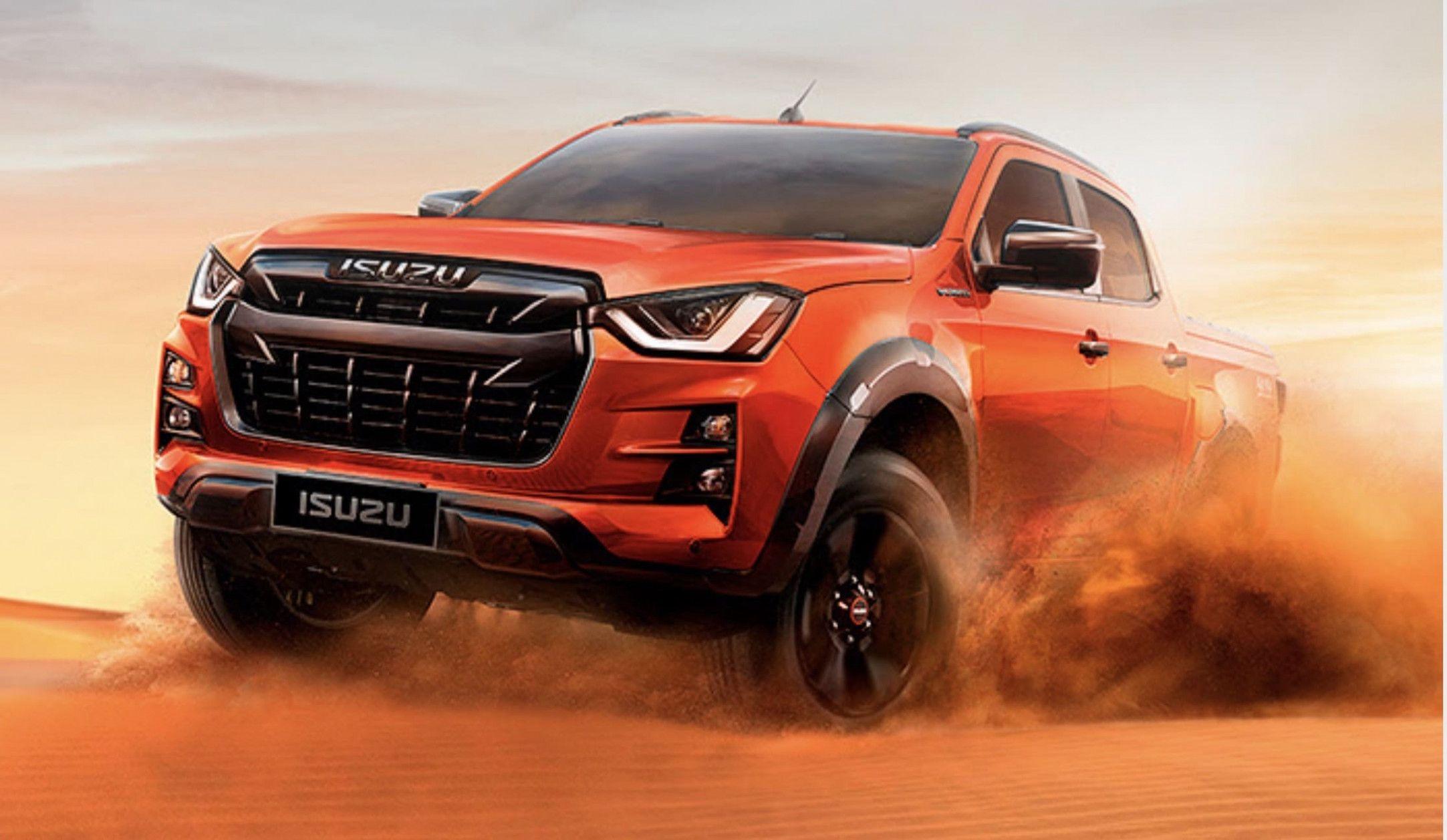 2020 Isuzu Pickup In 2020 Isuzu D Max Car Guys New Cars