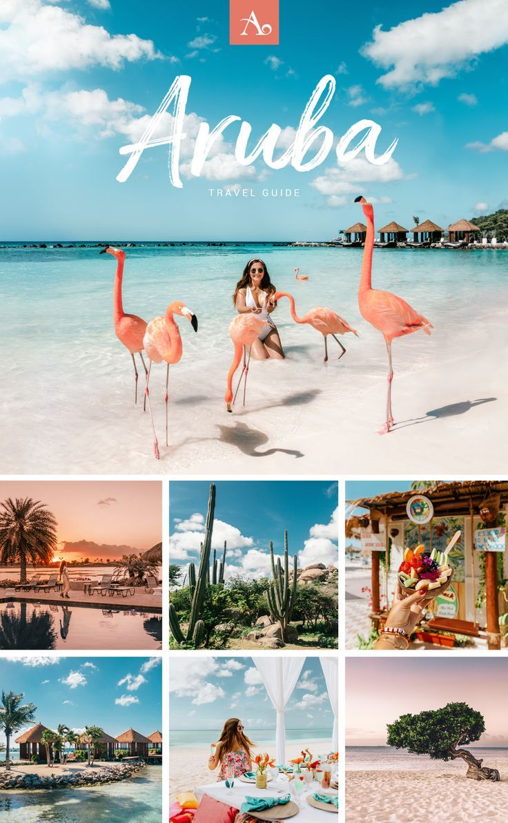 The Ultimate Aruba Travel Guide -   16 travel destinations Carribean dreams ideas