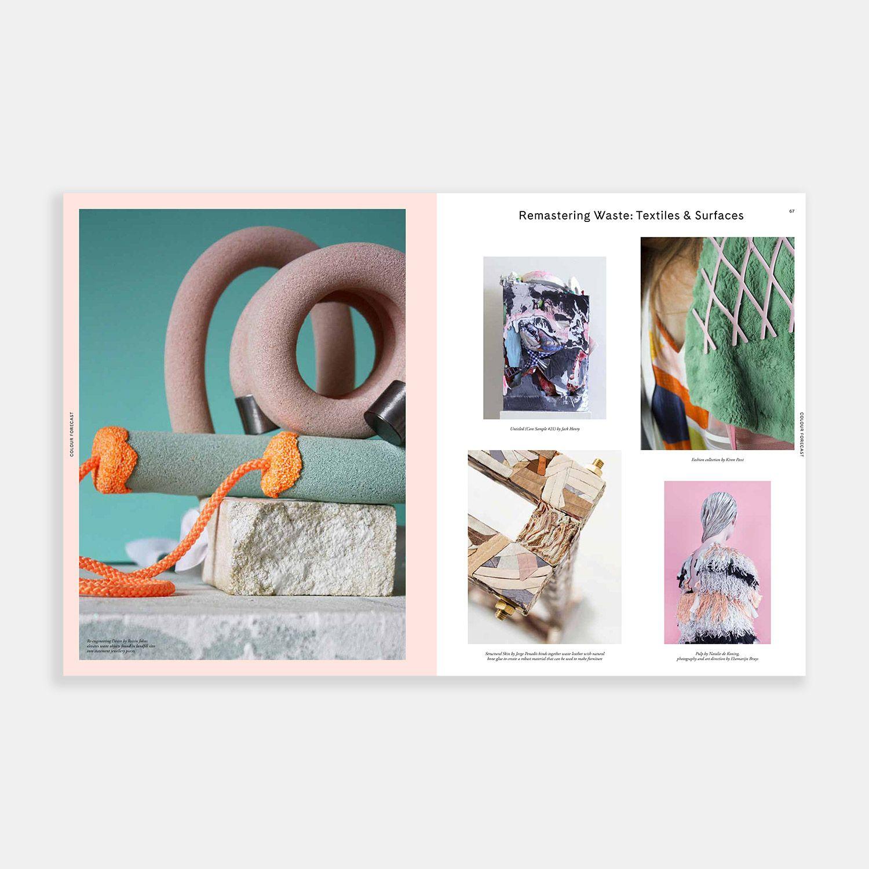 seasonal colour trends with new Pantone magazine