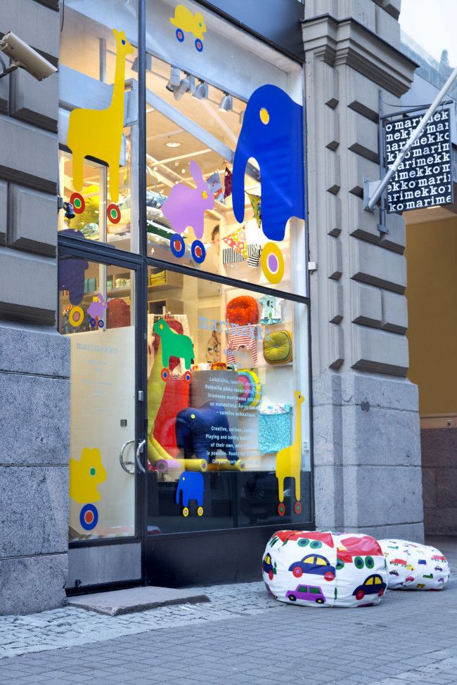Elegant Marimekko Launches First Store For Kids Gallery   Vogue Australia Images