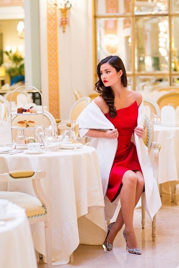 The Ritz London - Peony Lim