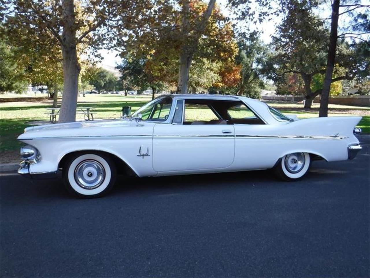 1961 Chrysler Imperial For Sale Classiccars Com Cc 1043061