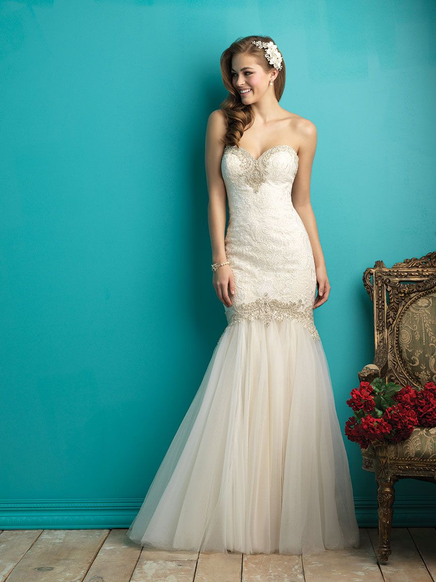 Allure Bridals 9263 - Bridal Boutiques in NJ for the Couture Bride ...