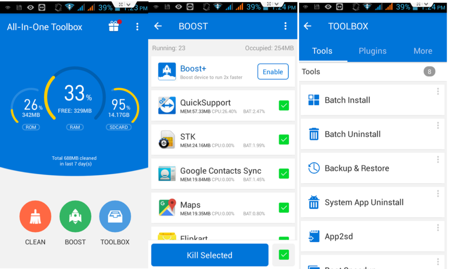 5 Apps You Need To Clean Your Android To Help It Run Like New