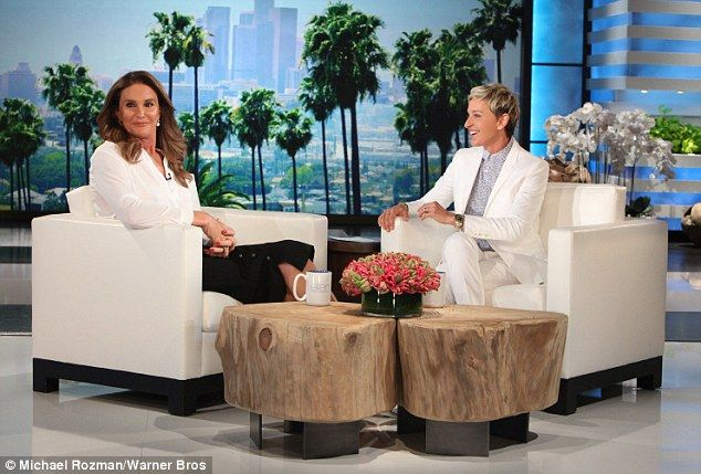 Chat: Caitlyn Jenner opened up on her thoughts on gay marriage and dating during an appear...