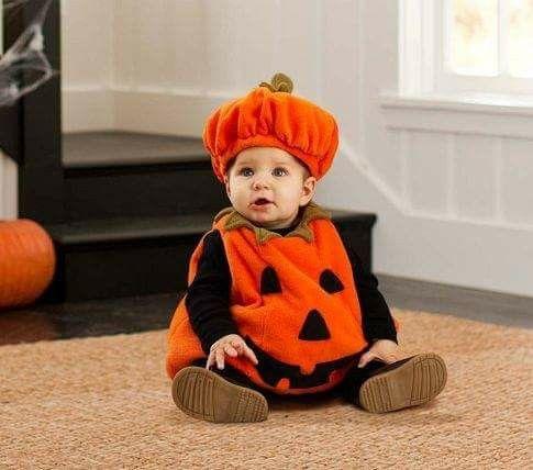 Pumpkin baby 😍 Bebés Pinterest Bebé - trajes de halloween para bebes