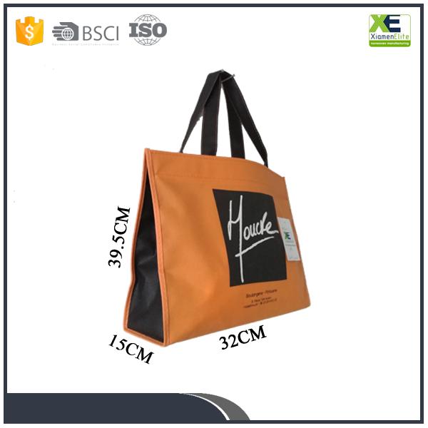 Custom Printed Eco Friendly Nonwoven Bag Tote Bag Non Woven