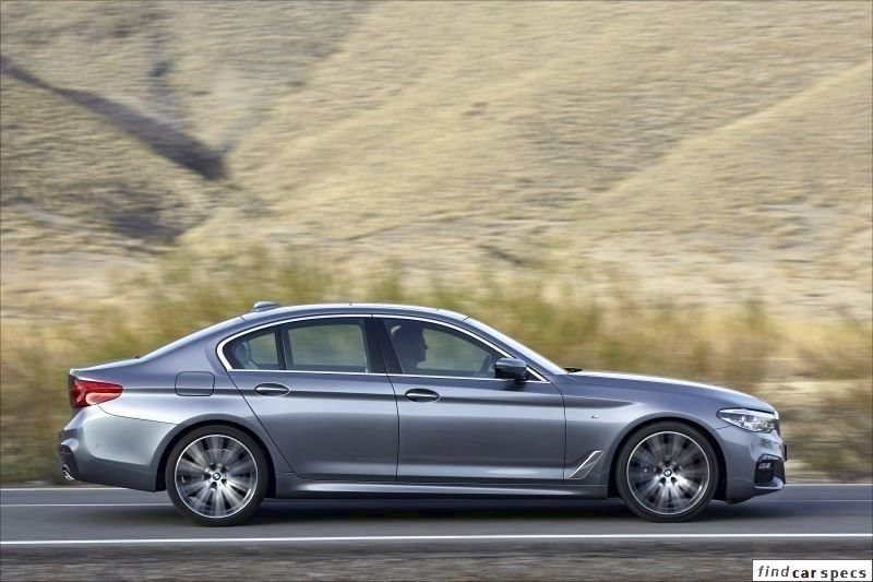 Bmw 5series 5 Series Sedan G30 520d 190 Hp Mild Hybrid