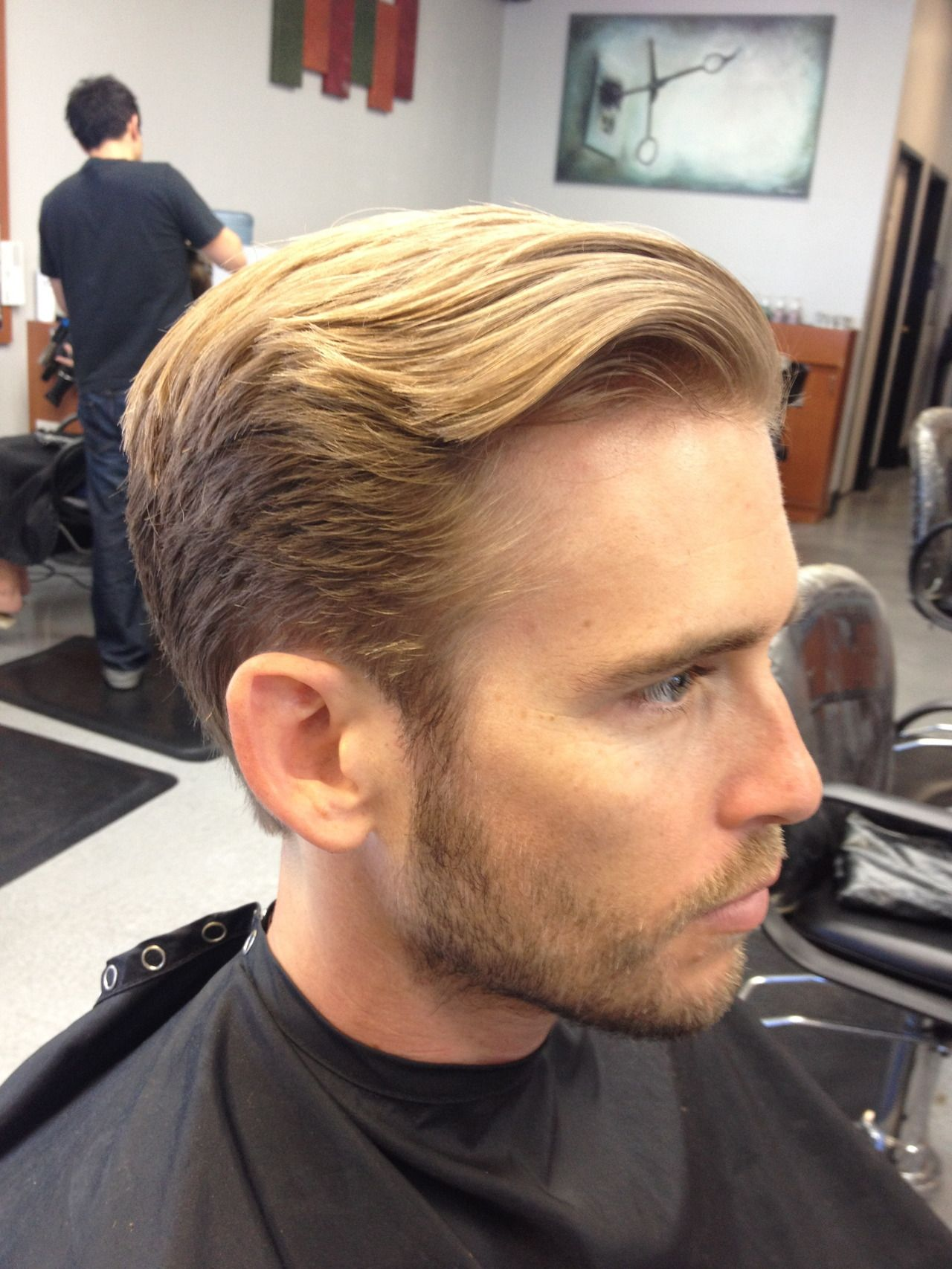 Gentleman Your Style Includes Your Haircut A Good Haircut Can Dramatically Improve Even The Messiest Of Hair Styles 2014 Mens Hairstyles Mens Hairstyles 2014