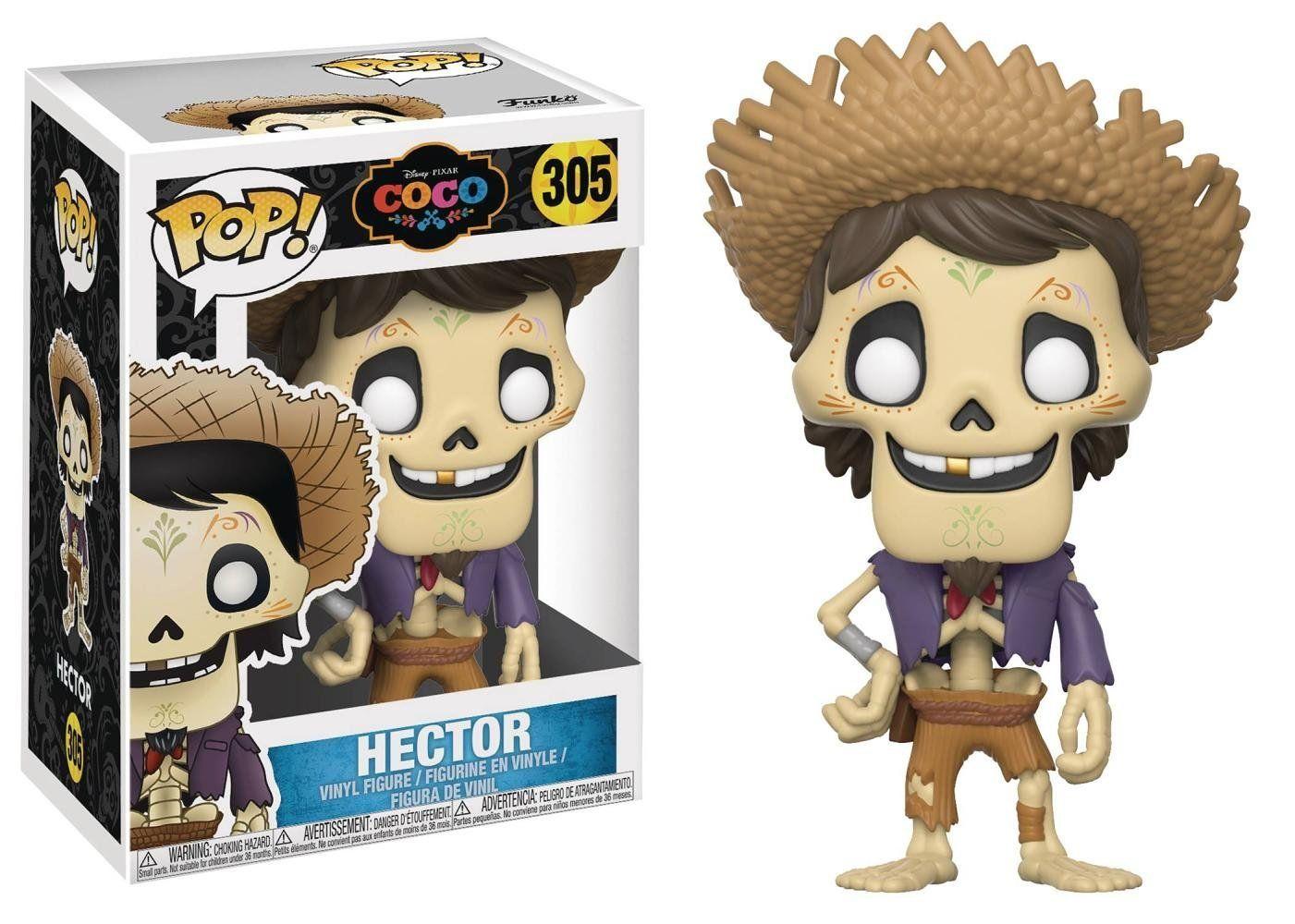 Disney Coco Figura De Vinilo Pop 3 Funko 14769 Amazon Es