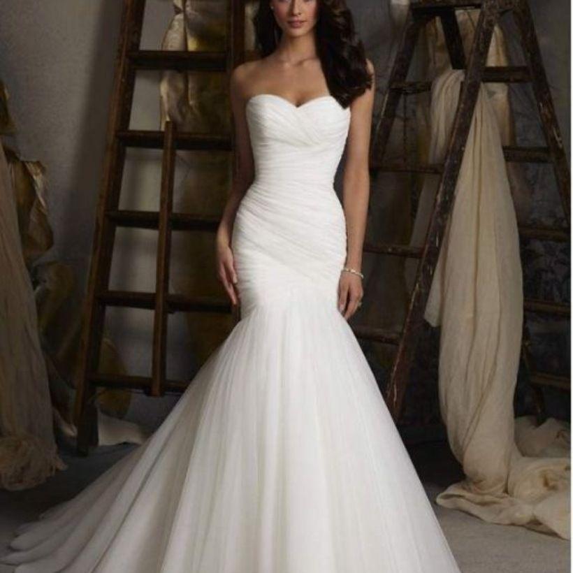 Bridenformal Mori Lee Sirena Talla 8 | Di que sí novias, Outlet de ...