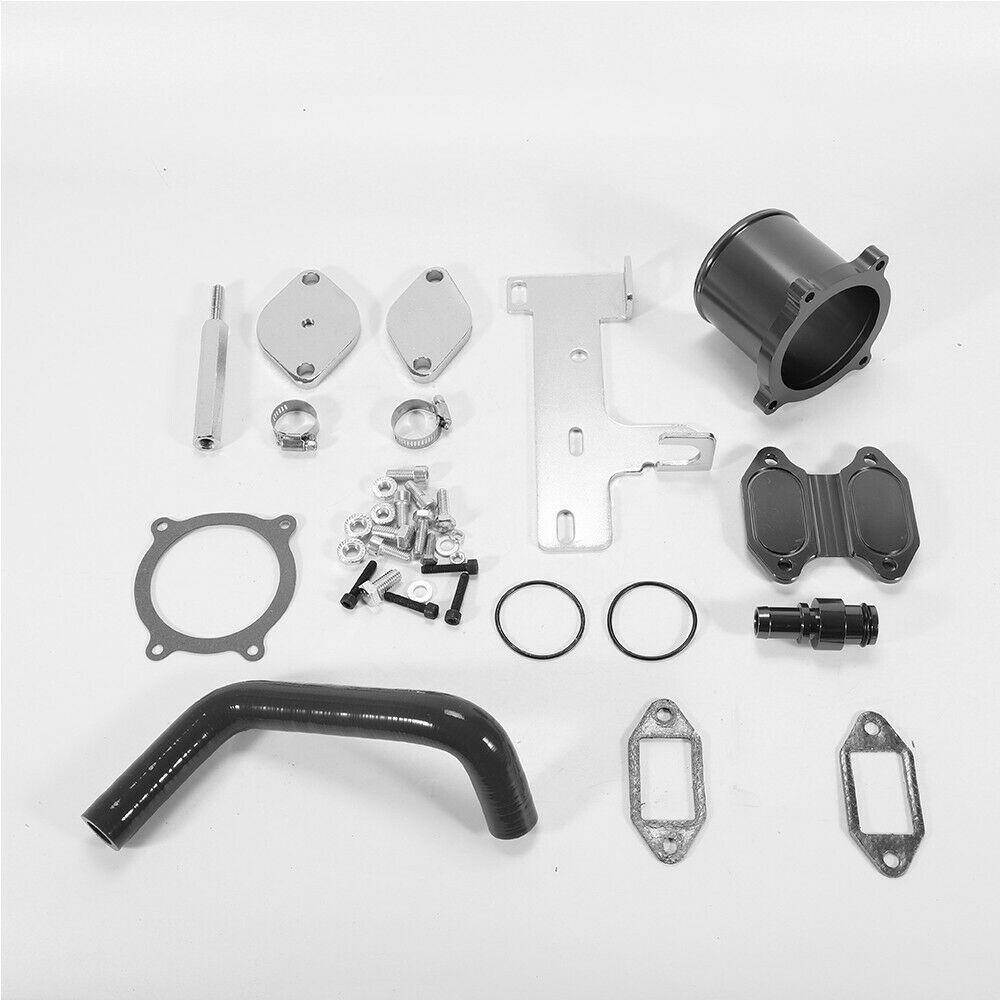 Sponsored eBay) New Throttle EGR Valve Cooler Valve Delete