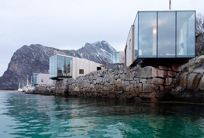 Cabin Rentals A Door To The Wild Sea Cabins Architecture Cabin Rentals Norway