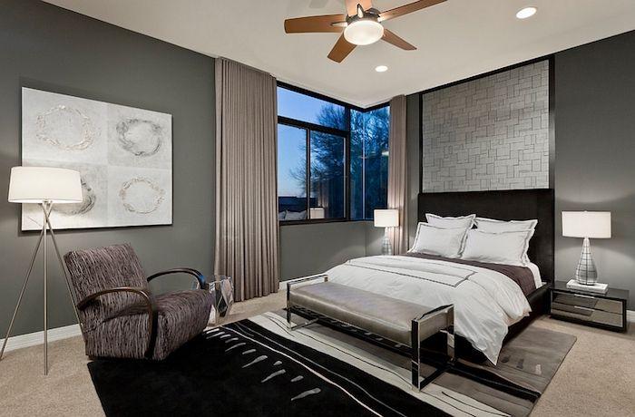 ▷ 1001 + Ideen zum Thema Welche Farben passen zusammen? in 2018 - wohnzimmer lila braun