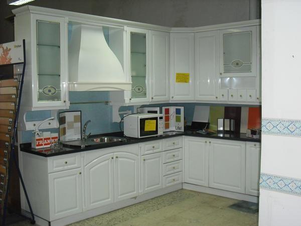 Cocinas integrales blancas modernas dise o de la cocina - Diseno de cocinas integrales ...