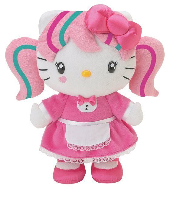 fc7eee156 Hello Kitty Japanimation Lrg Plush Soft Toy Teddy | кαωαιι | Hello ...
