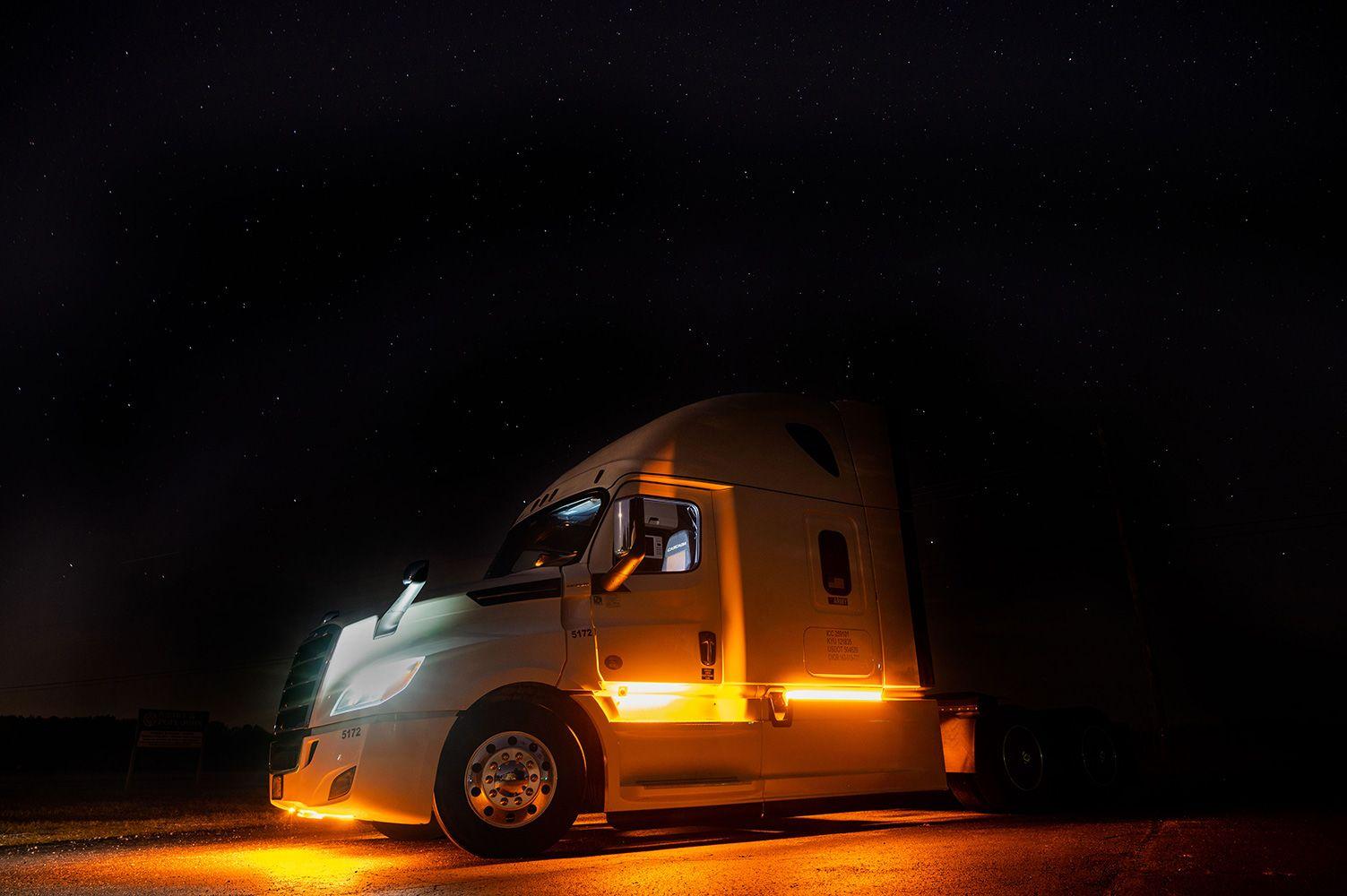 semi truck led lighting kit led