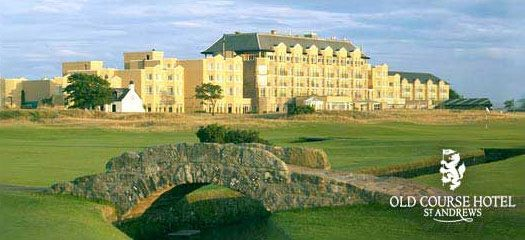 Old Course Hotel St Andrews Scotland