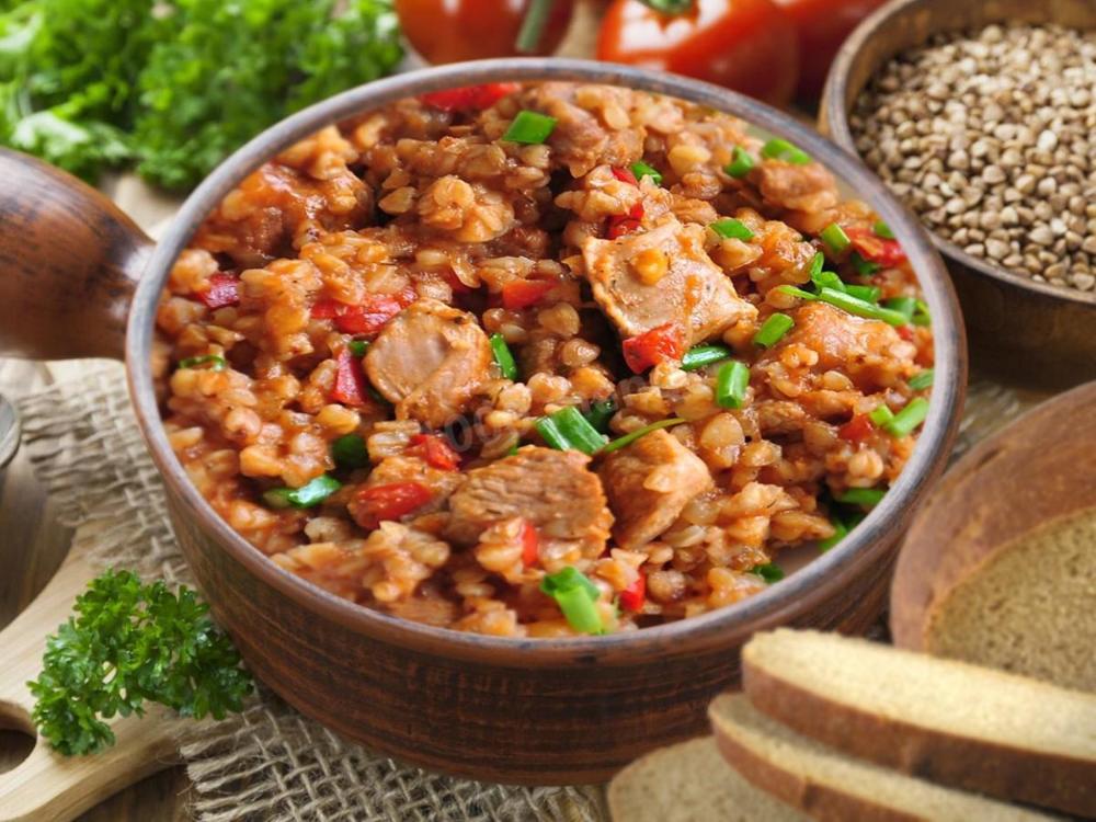 Гречневая диета рецепты блюд