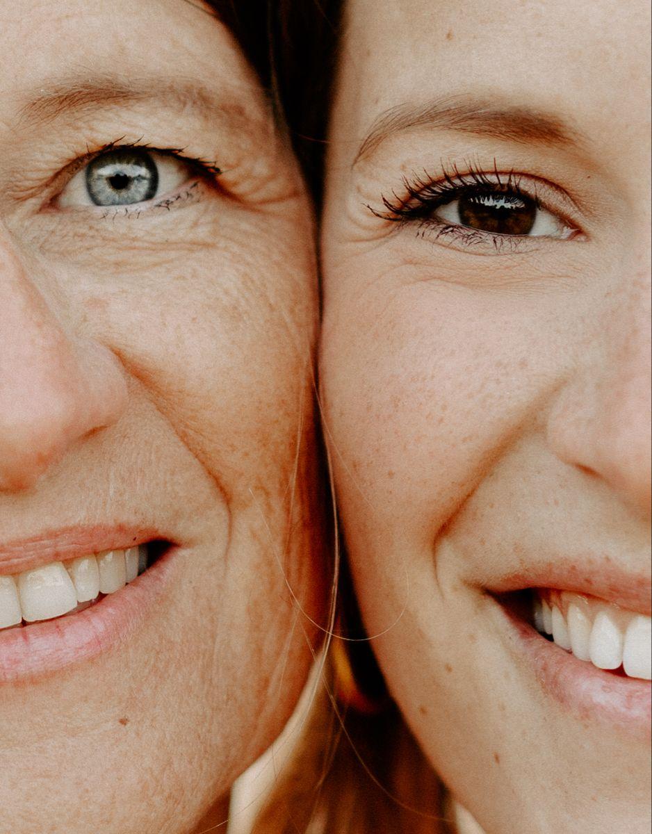 Gesichter in 2020 | Mutter tochter fotografie, Mutter