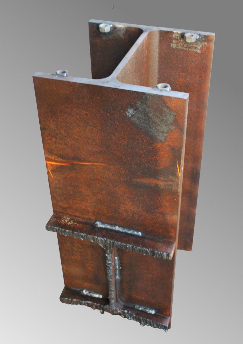 tischgestell tischfuss industriedesign industrial design rost edelrost ebay tischbeine. Black Bedroom Furniture Sets. Home Design Ideas