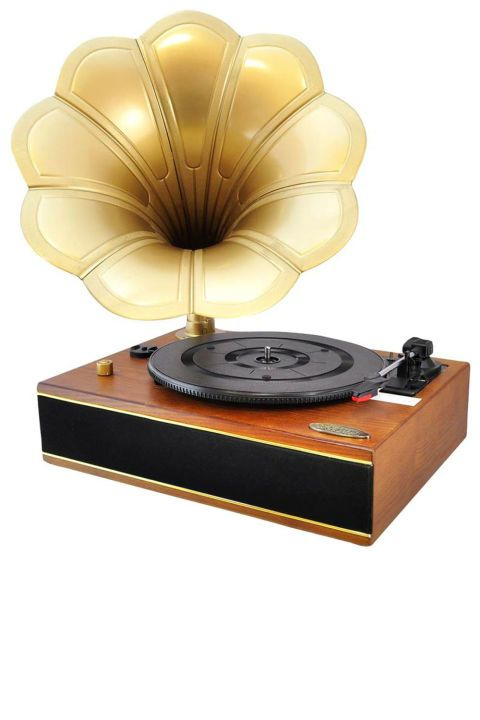 12 Chic Record Players To Play Your New Vinyls On Vinyl Record Player Phonograph Record Player