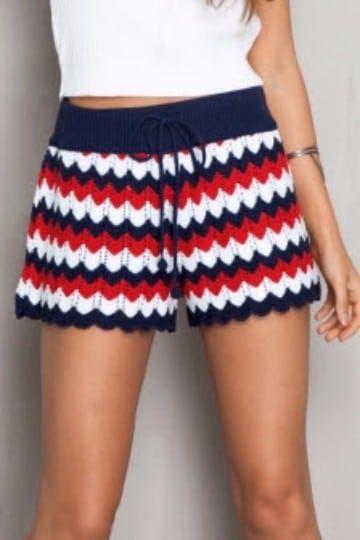 Tutorial sencillo de shorts tejidos al crochet | San Andrés ...