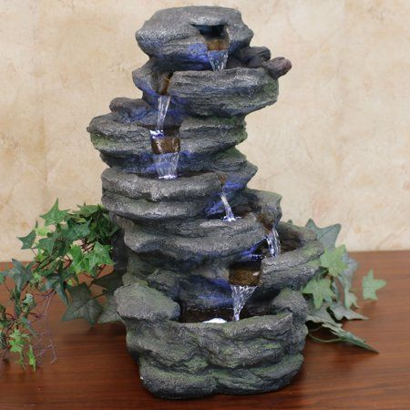 Indoor Fountains In 2020 Water Fountains Outdoor Tabletop Water