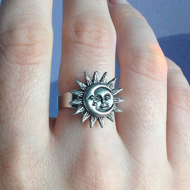 Live by the Sun, love by the Moon- Ring