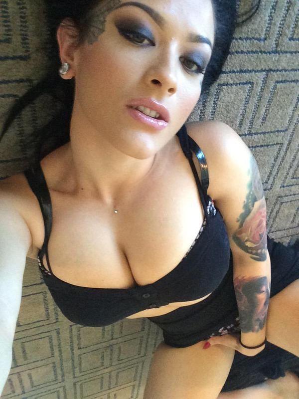 Katrina Jade. #37thRealm | Candid Camera