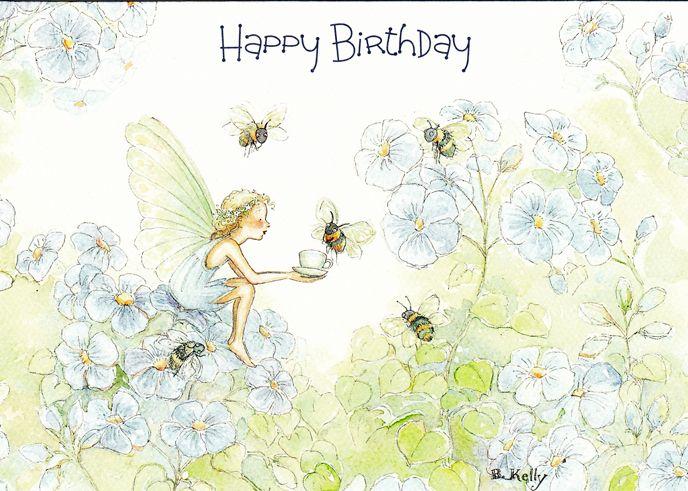 Becky kelly happy birthday fairy card becky kelly shop becky kelly happy birthday fairy card becky kelly shop bookmarktalkfo Gallery